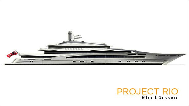 Motor Yacht Project Rio